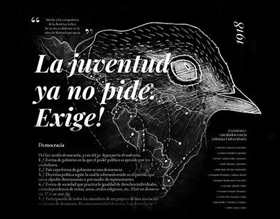 Bandada Editorial & Poster - Cátedra Rico 2.