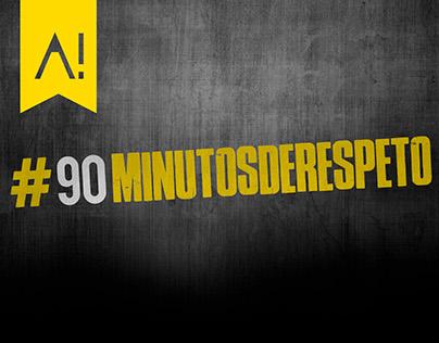 SIFUP - #90MinutosDeRespeto