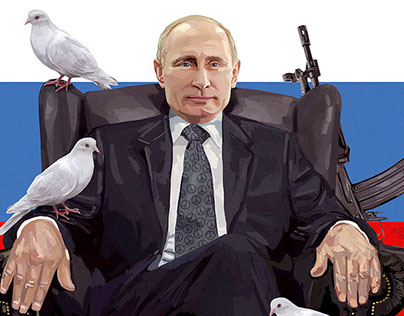 Vladimir Putin / CARAS / Vicente Marti Solar