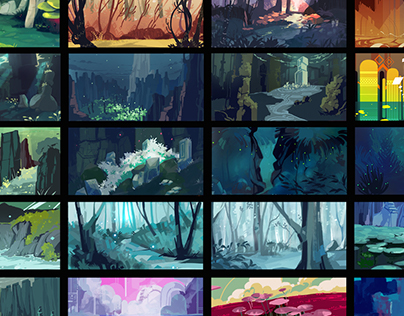 Colorworks Series | BACKGROUNDS