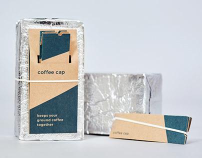 coffee cap – an innovative cardboard asset