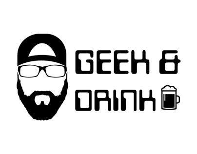 Geek & Drink Logo