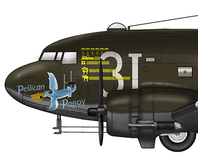 Aircraft Profiles (Military Illustration)