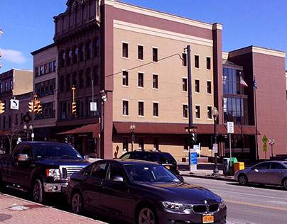 A Walk in DownTown Albany