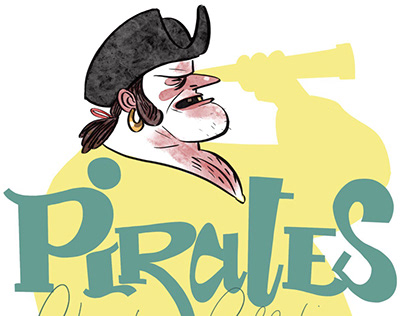 Pirates - Character Collection