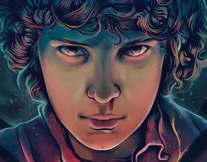 «Stranger Things 2» | Alternative poster