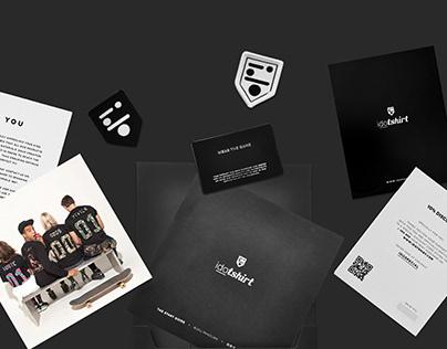 Idotshirt Branding Development