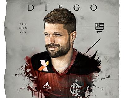 DIEGO RIBAS - FLAMENGO