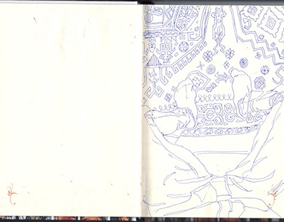 Sketchs for Çiztanbul
