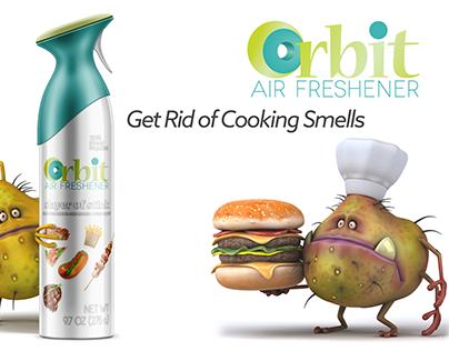 Orbit - Packaging Design