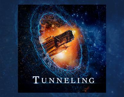 TUNNELING - Deviin Taylor/Album Cover Design