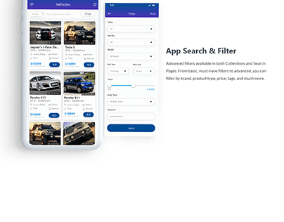 Car Auction App | CodsOrbit