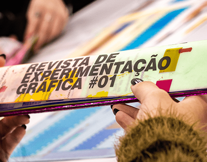 Revista de Experimentação Gráfica #01