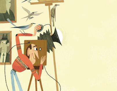 Editorial illustration/Kvantik
