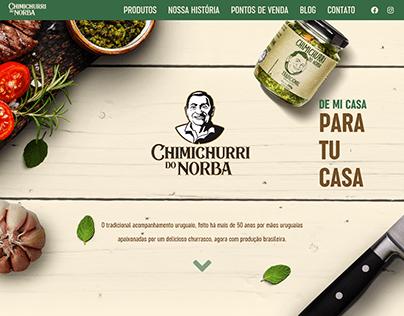 Site - Chimichurri do Norba