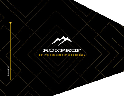 RunProf Logo & Branding
