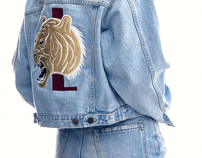 Jackets design for Lamine Studio