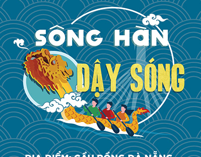 Dragon Boat Festival Danang - Vietnam