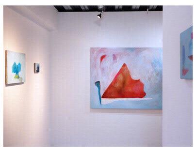 Solo exhibition 「tremor」