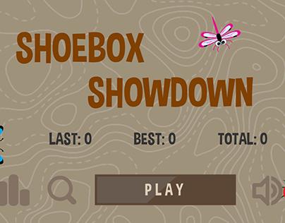 Shoebox Showdown iOS Game