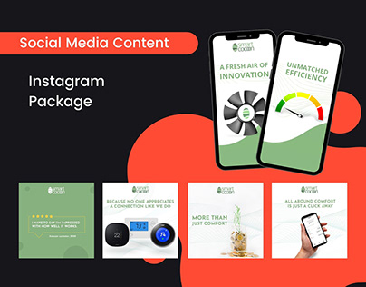 Social media content for smart cacoon