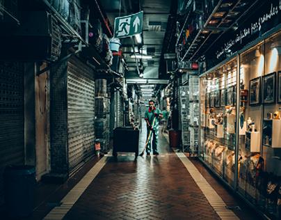 Pandemia Covid-19 em Belo Horizonte (Mercado Central)