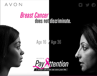 Avon : Pay Attention | Cannes Lions Entry for 2018
