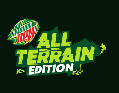 Mountain Dew- All Terrain Edition Concept