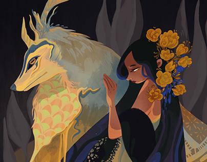 La llorona y el Nahual