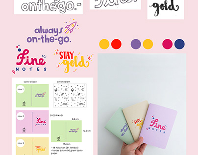 Stationery Project