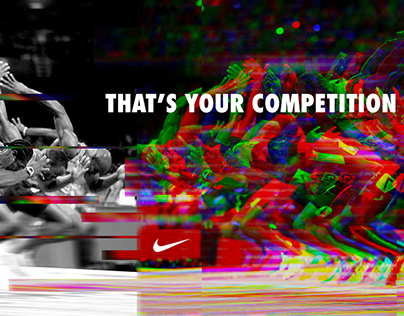 Nike - That's your competition