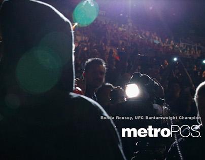 METROPCS UFC193 #WALKOUTWITHRONDA