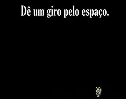 Anúncio para MÍDIA INDOOR  de banheiros - MIDIAZERO.