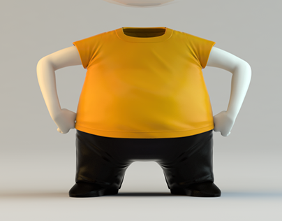 3D Character for Quanta Art Academy