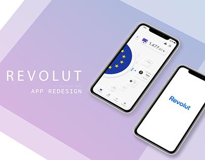 Revolut App Redesign Project