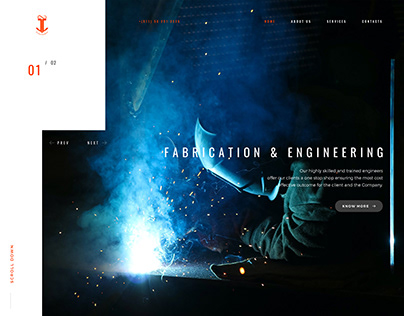 JJ Engineering | Communication & Web Design