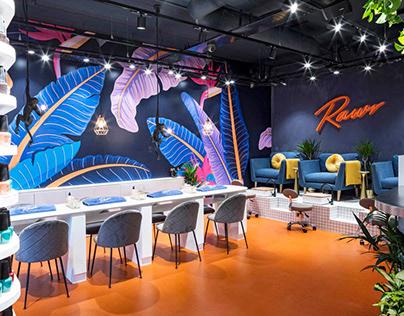Rawr Beauty - Rathbone Place, London UK
