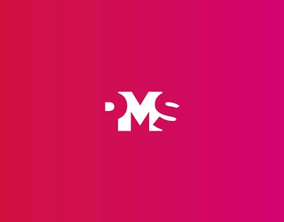 .logo_PMS || progetto moda shop.