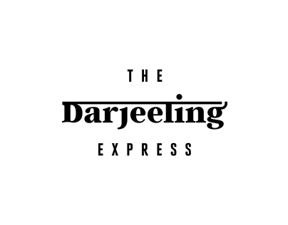 The Daarjeeling Express Branding
