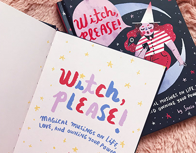 Witch, Please! - Illustrated Book