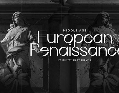 """Renaissance"" Presentation Slides"