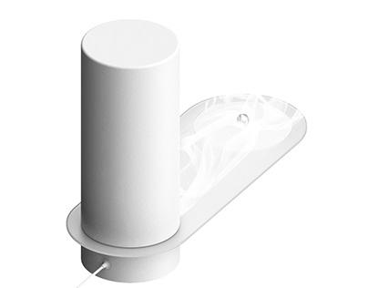 MYST desk humidifier