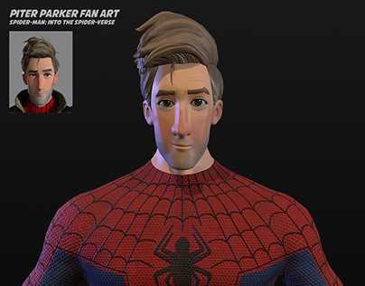 Peter Parker Fan art