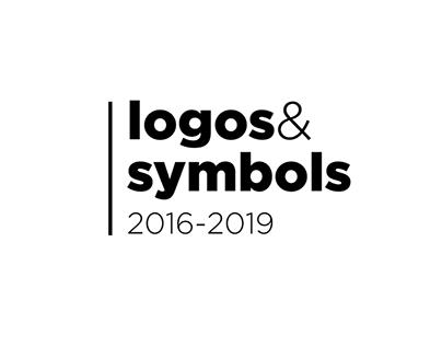 logos&symbols 2016-2019