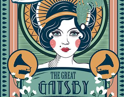 LETS SWING IT - THE GREAT GATSBY