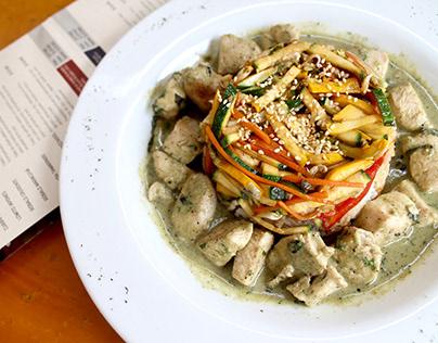 Thai & Sushi- Food Photography