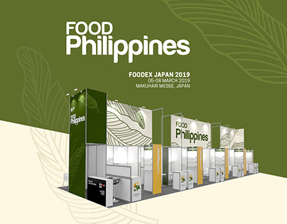 Food Philippines - Foodex Japan 2019