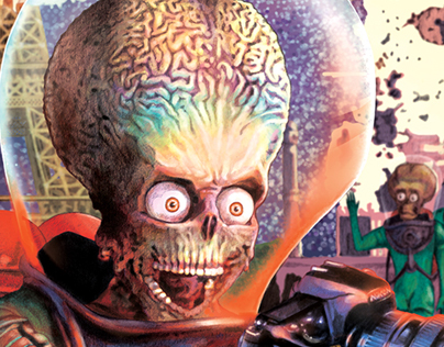 Mars Attacks: Mars Tourism