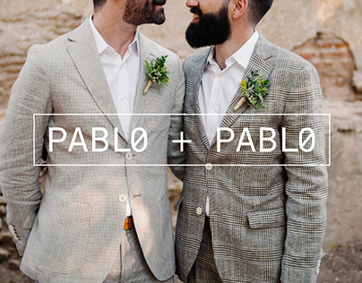 Pablo + Pablo