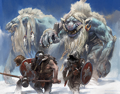 Ice Trolls